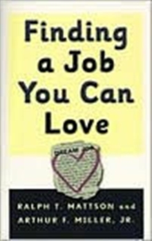 Finding a Job You Can Love, Book Book