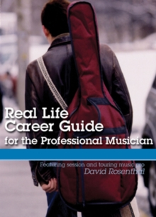 Real Life Career Guide for the Professional Musician, DVD  DVD