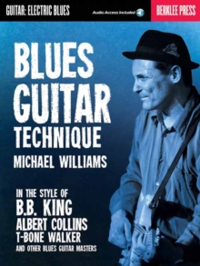 Blues Guitar Technique, Mixed media product Book