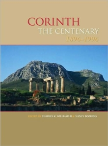 Corinth, the Centenary : 1896-1996, Hardback Book