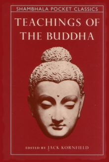 Teachings of the Buddha, Paperback Book
