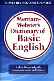 M-W Dictionary of Basic English, Paperback Book
