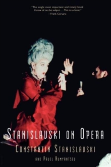 Stanislavski On Opera, Paperback / softback Book