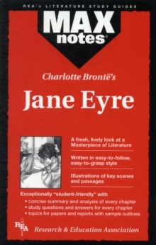 MAXnotes Literature Guides: Jane Eyre, Paperback / softback Book