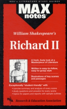 """Richard II"", Paperback Book"