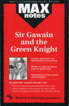 """Sir Gawain and the Green Knight"", Paperback / softback Book"