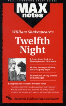 """Twelfth Night"", Paperback / softback Book"