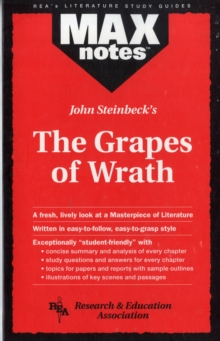 "John Steinbeck's ""Grapes of Wrath"", Paperback / softback Book"
