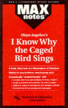 MAXnotes Literature Guides: I Know Why the Caged Bird Sings, Paperback / softback Book