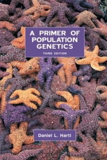 A Primer of Population Genetics, Paperback / softback Book