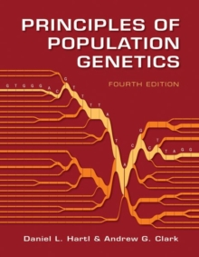 Principles of Population Genetics, Hardback Book