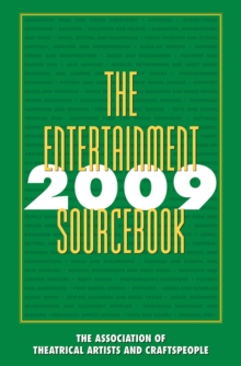 The Entertainment Sourcebook, Paperback / softback Book
