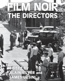 Film Noir, the Directors, Paperback / softback Book