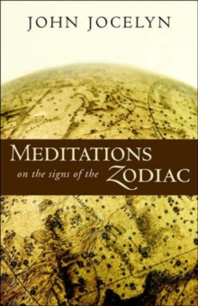 Meditations on the Signs of the Zodiac, Paperback / softback Book