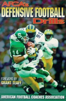 AFCA's Defensive Football Drills, Paperback / softback Book