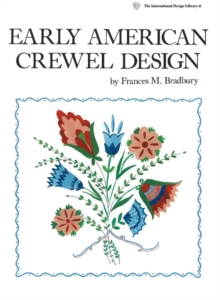 Early American Crewel Design, Paperback Book