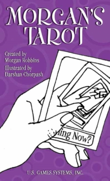 Morgan's Tarot, Cards Book