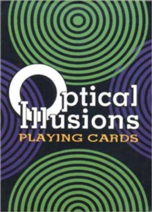 Optical Illusions Playing Cards, Cards Book