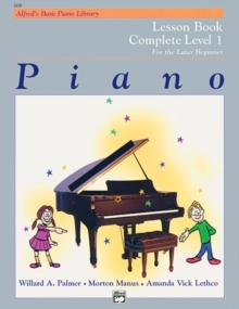 ALFREDS BASIC PIANO COURSE LESSON BOOK C, Paperback Book