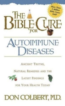 Bible Cure for Autoimmune Disorders, Paperback / softback Book