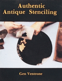 Authentic Antique Stenciling, Paperback / softback Book