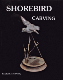 Shorebird Carving, Hardback Book