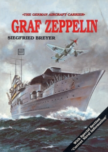 German Aircraft Carrier Graf Zeppelin, Paperback Book