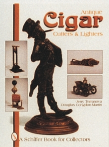 Antique Cigar Cutters and Lighters, Hardback Book