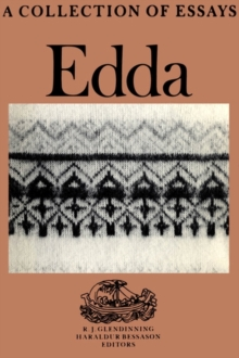 The Edda : A Collection of Essays, Paperback / softback Book