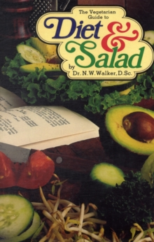 The Vegetarian Guide to Diet and Salad, Paperback / softback Book