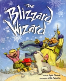 The Blizzard Wizard, Hardback Book