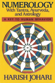 Numerology : With Tantra, Ayurveda and Astrology, Paperback Book