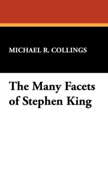 The Many Facets of Stephen King, Hardback Book