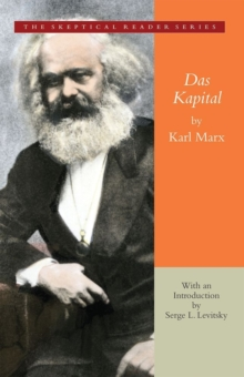 Das Kapital : A Critique of Political Economy, Paperback Book