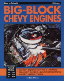 How To Rebuild Big-block Chevy Engine Hp755, Paperback / softback Book