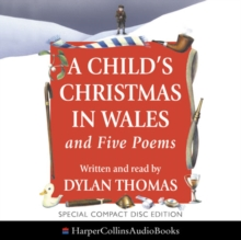 A Child's Christmas in Wales, CD-Audio Book