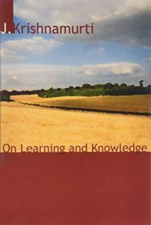 On Learning and Knowledge, Paperback Book