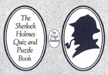 Sherlock Holmes Quiz and Puzzle Book, Paperback Book