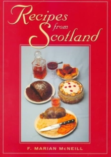 Recipes from Scotland, Paperback Book