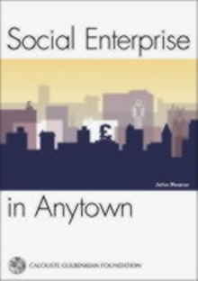 Social Enterprise in Anytown, Paperback Book