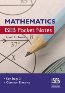 Mathematics Pocket Notes, Paperback Book