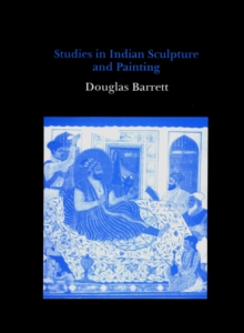 Studies in Indian Sculpture and Painting, Hardback Book