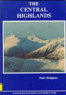 The Central Highlands, Hardback Book