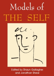 Models of the Self, Paperback Book