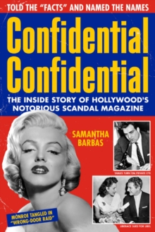 Confidential Confidential, Hardback Book