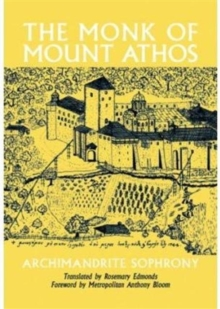 The Monk of Mount Athos, Paperback / softback Book
