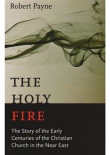 The Holy Fire, Paperback / softback Book