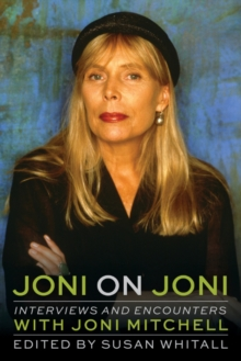 Joni on Joni, Hardback Book