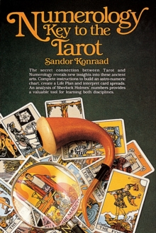 Numerology: Key to the Tarot, Paperback Book