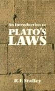 An Introduction to Plato's Laws, Hardback Book